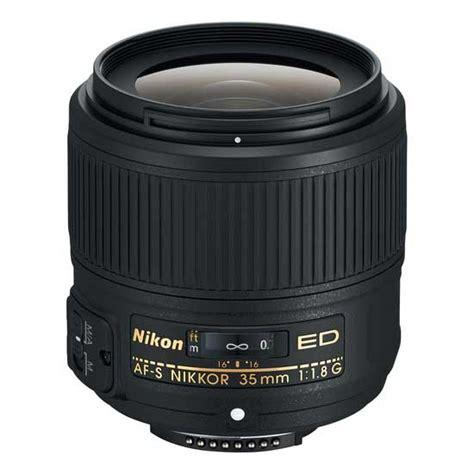 Nikon 35mm F 1 8g Ed Lensa Kamera nikon af s 35mm f1 8g ed harga dan spesifikasi
