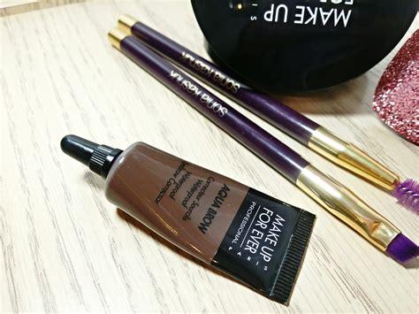 Makeup Forever Eyebrow Gel makeup forever aqua brow gel review fancieland