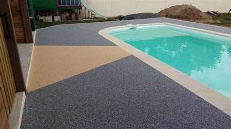 Tapis De Sol Piscine 5916 revetement plage piscine resine 7 plages de piscine avec