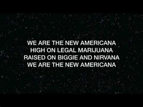 halsey new americana official lyrics colors halsey lyrics doovi