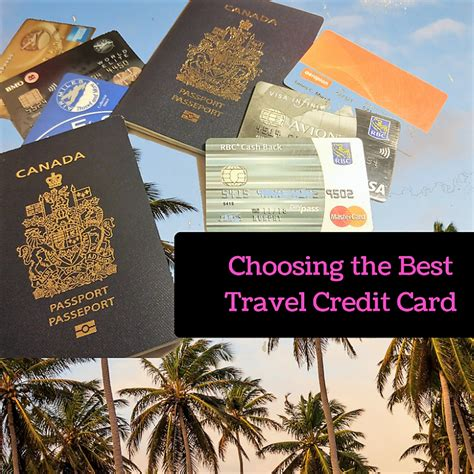 Credit Card Giveaway - how to choose the best travel credit card giveaway baby and life