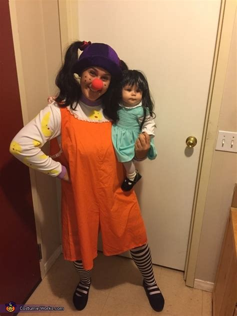 big comfy couch family costume photo
