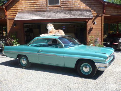 1961 Pontiac Ventura For Sale by 1961 Pontiac Ventura 421 S S Duty Bubbletop