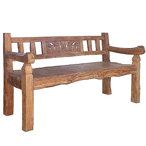indonesian bench teak chairs benches stools manufacturer