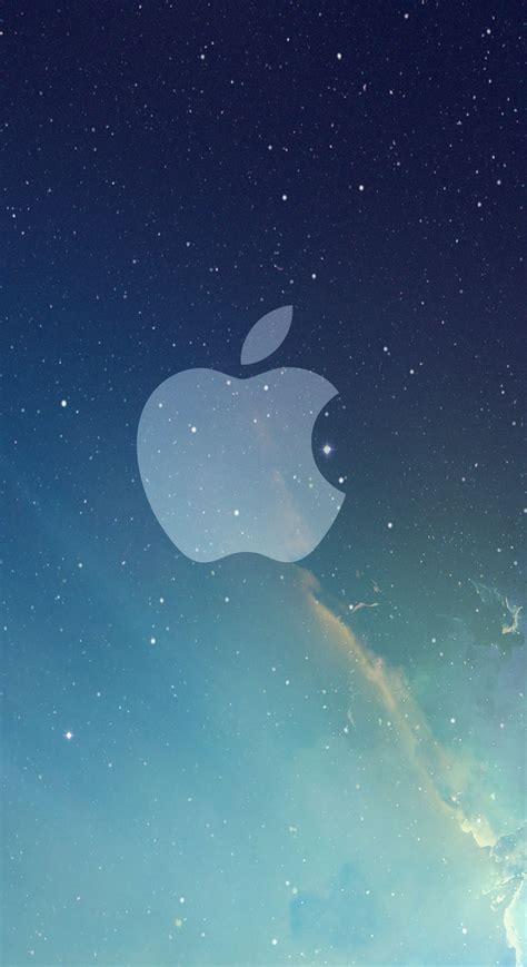 ver imagenes jpg en ipad fondo de pantalla semanal estrellas con el logo de apple