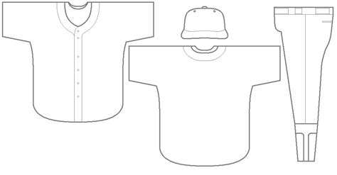 2012 design your own blank baseball jersey uniform shirt collared shirt template cliparts co