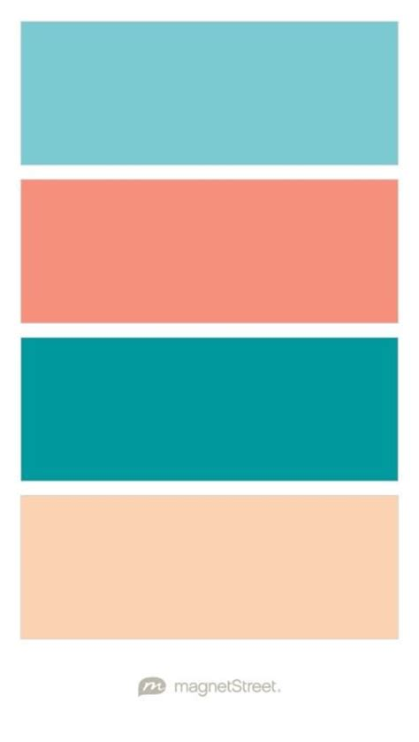 peach color schemes best 25 peach color palettes ideas on pinterest wedding