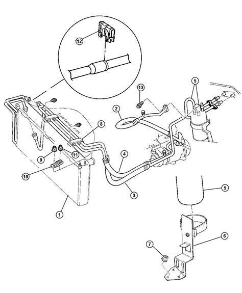 Rhd Plumbing by Plumbing Air Conditioning 2 5l Diesel Engine Rhd