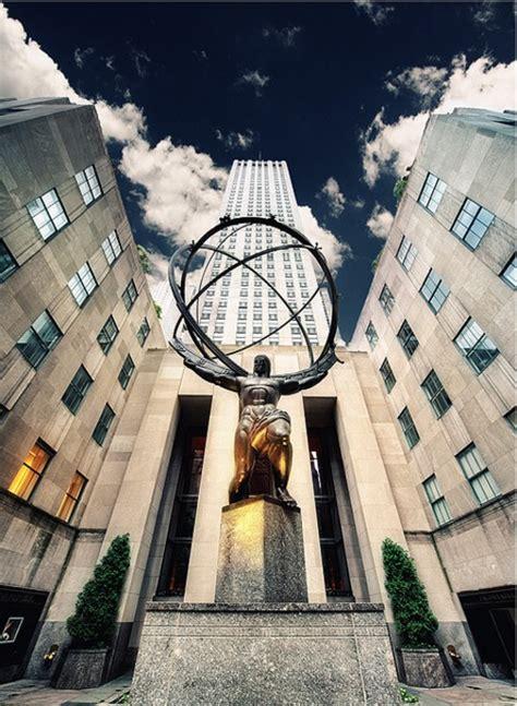 Art Deco Rockefeller Center | art deco architecture archives splendid habitat