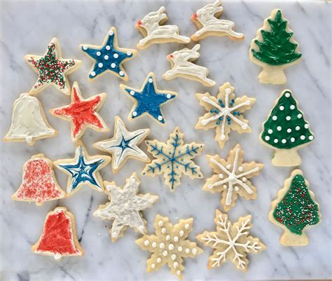 christmas decoration step by step tutrials cookie decorating step by step