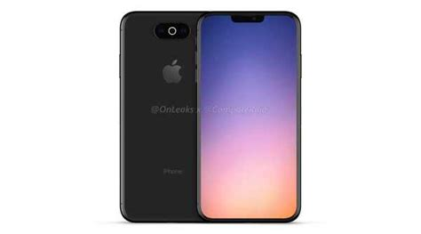 iphone 2019 release iphone 2019 renders show horizontal setup and smaller notch