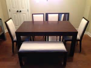 craigslist dining room set dining room table set 450 cordova craigslist
