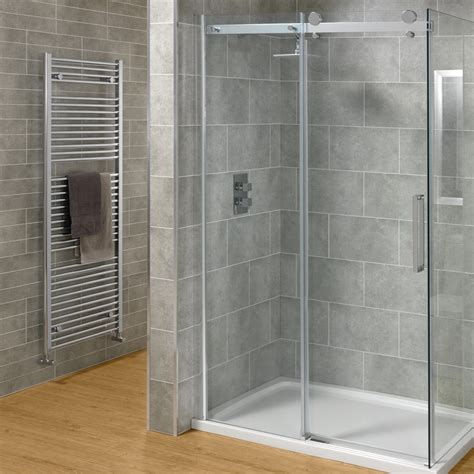 Showers With Glass Doors Luxury Frameless Glass Shower Door Decosee