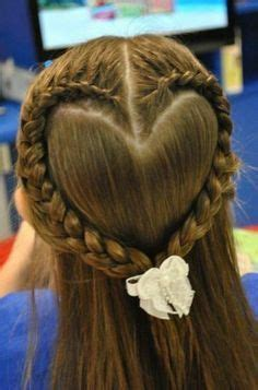 Kleines Herz 5292 by 21 Best Holy Communion Hairdos Images On