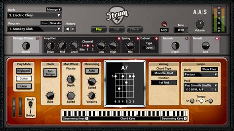 best electric guitar vst aas strum gs 2 acoustic and electric guitar in vst au