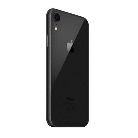 apple iphone xr 6 1 quot 4g 64gb black cartronics