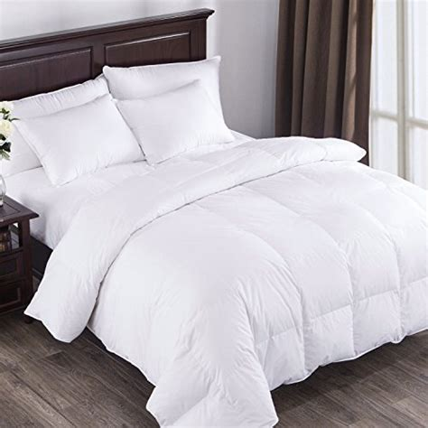 top rated down comforters best down comforters for beds in 2018 duck goose down