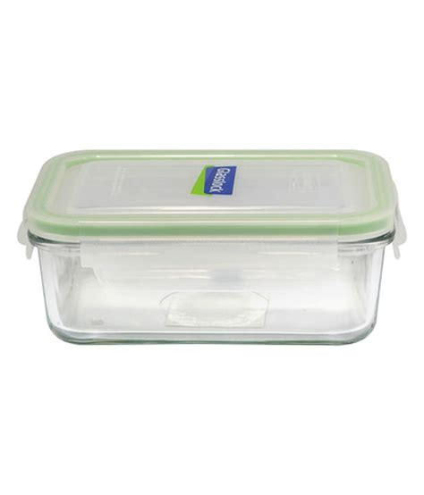 Favori Food Keeper 1 4 Liter Favori Food Keeper 1 4 L glasslock clear food container 400 ml buy at best price in india snapdeal