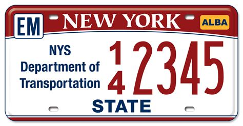 Permission Letter To Keep License Plates governor cuomo announces license plates for state and
