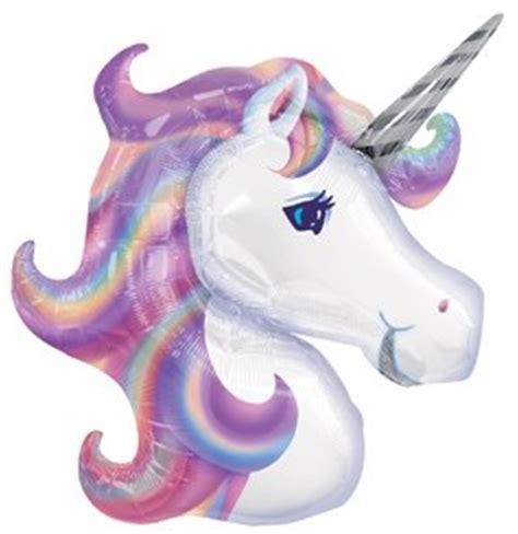 Balon Foil Unicorn Balon Unicorn Balon Foil Kuda 80 Cm unicorn pink purple magical princess 33 quot mylar foil balloon toys