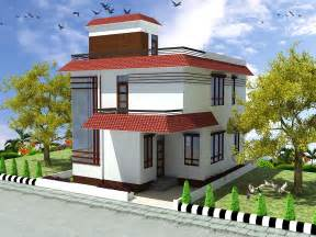3 bedrooms duplex house design 171 apnaghar