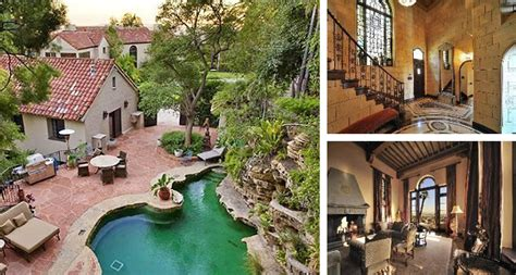 katy perry house celeb digs katy perry lists hollywood mansion for 2 million more than she bought it for