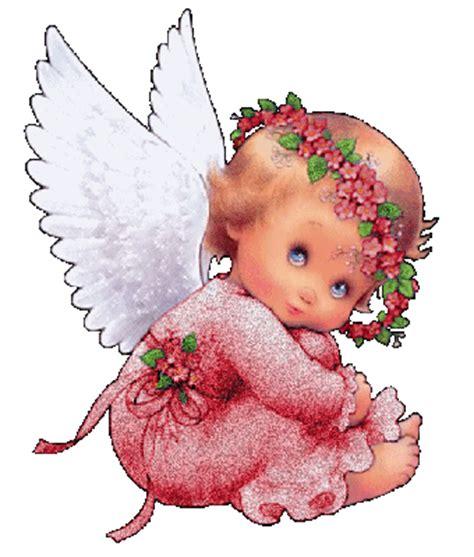 imagenes de bebe orando movigifs angeles ni 241 os con movimiento gifs
