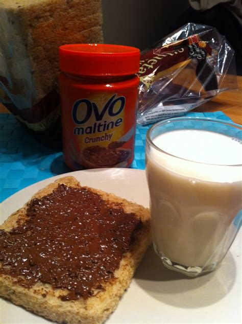 Ovaltine Cold Crunch a wearing make up ovomaltine or how bffs can be the bane of a dieter s existence