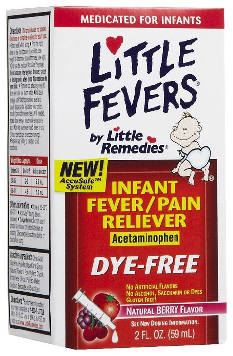 Home Remedies For Baby Fever by Remedies Fevers Fever Reliever Infant