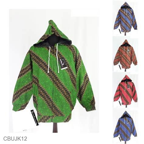 Bjk 400 Baju Pria Muslim Koko Gaul baju batik jaket pria motif parang gurita jaket murah