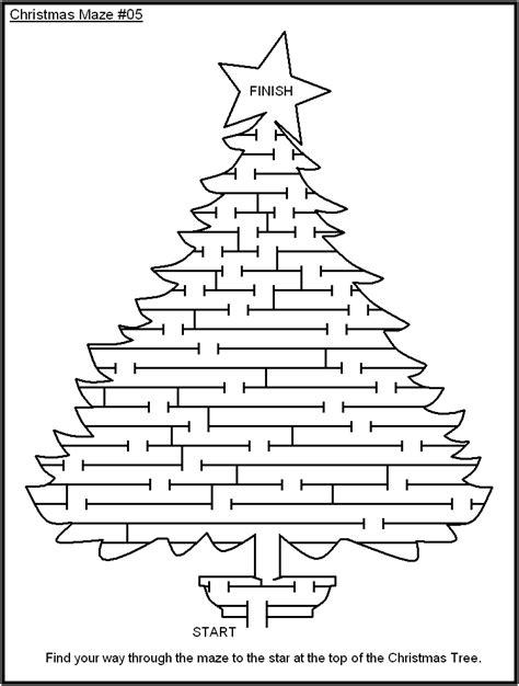 printable holiday mazes free christmas maze printable search results calendar 2015