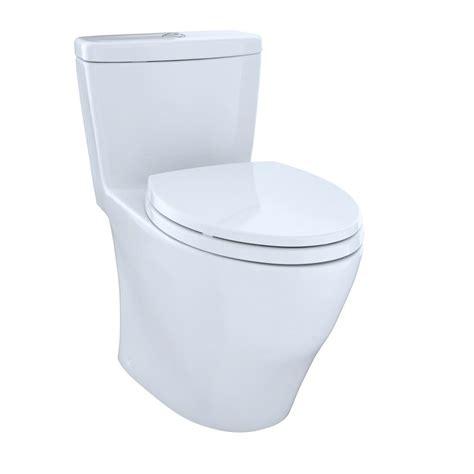 toto aquia 1 elongated 0 9 1 6 gpf dual flush