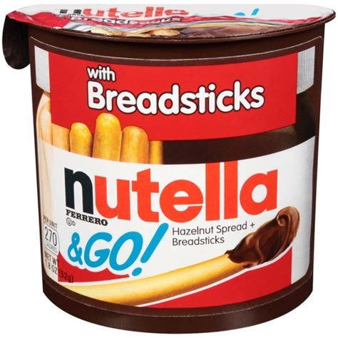 Nutella Go Nutella Go nutella go 1 8 oz target