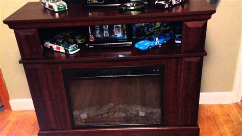whalen fireplace console tv entertainment center