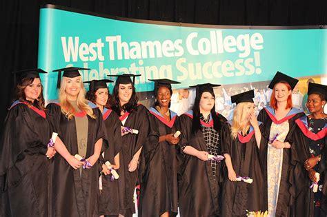 west thames moodle higher education graduation 2016