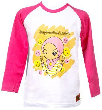 Kaos Islami About Muslim 04 cara memilih pakaian anak dengan baju baju muslim