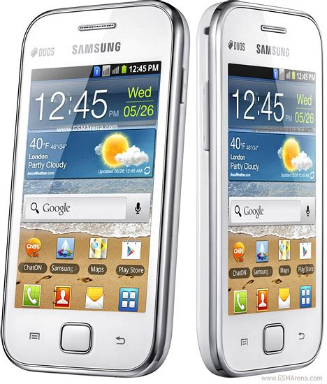 Harga Hp Samsung Ace 3 Duos samsung galaxy ace duos s6802 pictures official photos