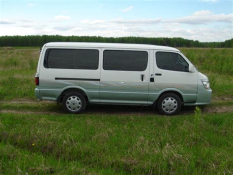 2008 Toyota Hiace For Sale 2008 Toyota Hiace Photos 2 2 Gasoline Fr Or Rr Manual