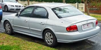 1997 hyundai sonata iii ef pictures information and