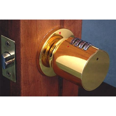Bump Proof Keyless Combination Door Knob Lock Keyless Interior Door Locks