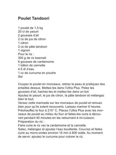 Aperçu du fichier 220 recettes Tupperware.pdf | viande en
