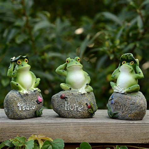 Frog Garden Decor Popular Frog Outdoor Decor Buy Cheap Frog Outdoor Decor Lots From China Frog Outdoor Decor