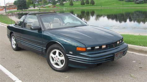 cutlass supreme picture of 1995 oldsmobile cutlass supreme 2 dr std