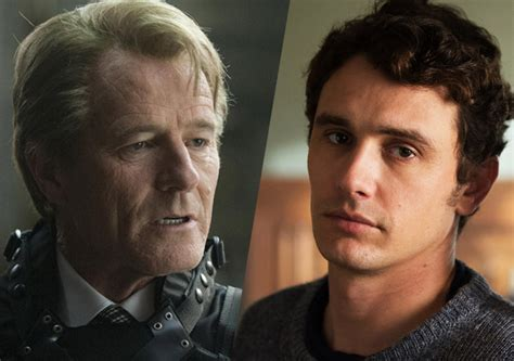 bryan cranston and james franco bryan cranston and james franco team for comedy why him