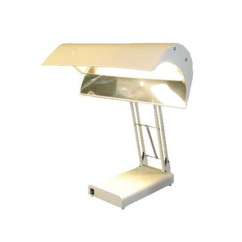 Sad Desk L by Northern Light Technologies Sadelite Desk L