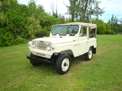 1965 nissan patrol 1965 nissan patrol for sale on bat auctions sold for