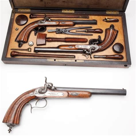 dueling pistols reproduction 48 best guns images on firearms shotguns and