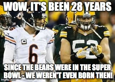 Packers Bears Memes - site unavailable