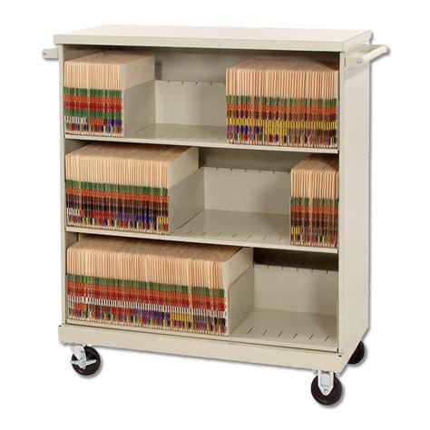 Medical Chart File Folder Carts   Charts & Carts