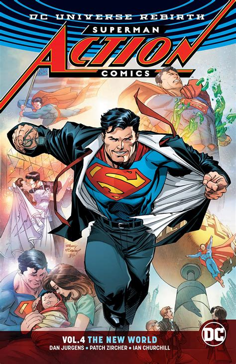 aug170317 superman action comics tp vol 04 the new world previews world